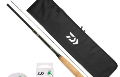 【初心者】テンカラ釣りの始め方。最初の道具は大手メーカーのスターターキットが良い理由